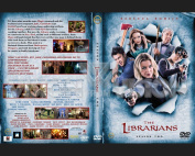 Librarians, The Season 2 [DVD_Movies] [Region 4]