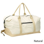 Goodhope Lightweight 50cm Carry On Canvas Duffel Bag