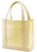 Garden Pacific by Traveller's Choice 30cm Causal Open-top Canvas Tote