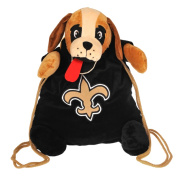 Forever Collectibles NFL New Orleans Saints Backpack Pal