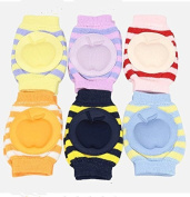 Infant Toddler Baby Knee Pad Crawling Safety Protector 6pcs