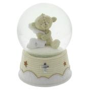 Baby Christening Gift Waterball Snowglobe Keepsake Nursery Decoration