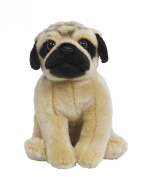 Hamleys Pug Soft Toy