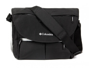 Columbia Outfitter Messenger Nappy Bag, Black