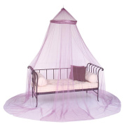 Bed canopy - 60 x 250cm - Colour VIOLET