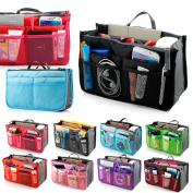 Gearonic Women Travel Insert Organiser Compartment Large Liner Tidy Bag