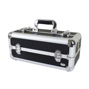 Jacki Design Aluminium Makeup Carrying Case