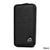 Kroo Apple iPhone 4/4S Leather Protector Case