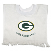 Green Bay Packers Official NFL Infant One Size Baby Bib by McArthur