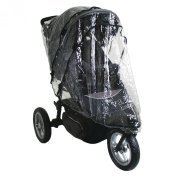 Raincover for use with Out'N'About Nipper 360 Sport Single and most strollers