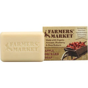 Farmers Market 1076546 Natural Bar Soap Apple Orchard - 160ml