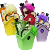 A Little Birdy Told Me Spa Bath and Body Gift Set - Sweet Pea
