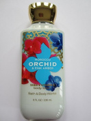 Morocco Orchid & Pink Amber Lotion Signature Collection 240ml
