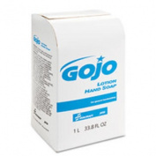 8520015220838 Gojo Lotion Soap, 1000Ml Pouch, 8/Box