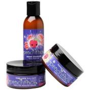 Peachface Skin Care Gift Set for Women, Tween Rosie Pink, 800 Gramme