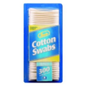 Q-Tip Double-Tipped Flexible Cotton Swab - Pack 300