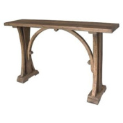 Uttermost Genessis Console Table - Natural