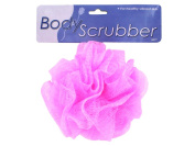 Body scrubber -assorted colours - Pack of 96
