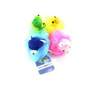 Animal bath scrubber - Pack of 72