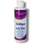 00940 No Rinse Body Wash 240ml 24 per Case
