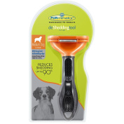 Furminator deShedding Tool for Medium-sized Dogs with Long Hair