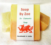 St.Clements Traditional & Handmade Cold Process Natural Soap With Coconut Oil & Shea Butter
