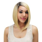 New Born Free Synthetic Lace Front Wig Curved Part Magic Lace Mlc156 (1) by Born Free