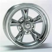 American Racing Vintage Torq Thrust II VN505 Polished Wheel