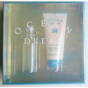 OCEAN DREAM by OCEAN DREAM 2-pcs Set FOR WOMEN 3.0 fl.oz / 90 ml Eau De TOILETTE Spray, HARD TO FIND