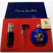 NIKI DE SAINT PHALLE 2-PCS SET FOR WOMAN 1.0 fl.oz / 30 ml Eau De TOILETTE Natural Spray HARD TO FIND