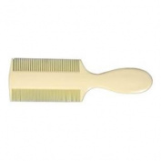 PC01 Comb & #44; baby & #44; Ivory two-sided