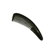 Horn Comb Wide Tooth Large Buffalo Horn Comb - HC014