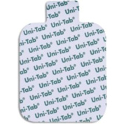 7022 Uni - Patch Uni - Tab 5.1cm . X 5.7cm . Sq. & #44; Tab Connect & #44; Foam Top & #44; Reusable Electrodes 48 Per Pkg
