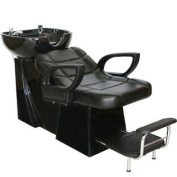 EURO Design Shampoo Backwash Unit with Contour Arm Rest SU-56