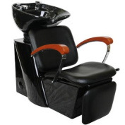 Salon Shampoo Backwash Unit Bowl & Chair SU-75