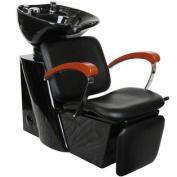 Salon Shampoo Backwash Unit Bowl & Chair SU-75