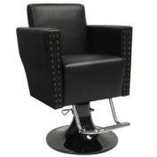 Francis Styling Chair SC-05BLK