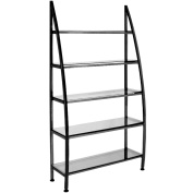 Large Retail Display Stand DS-20A-BLK