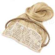 Brybelly #27 Dark Golden Blonde - 50cm Braided Tiara