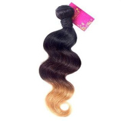 Shacos Hair Body Weave Hair Extension Real Brazilian Hair Body Wave More Thicker and Full Head Double Hair Weft Grade 7a
