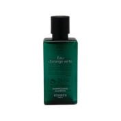 Hermes Eau D' Orange Verte Hair Shampoo lot of 10 each 40ml bottles. Total of 400ml