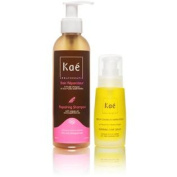 Kaé Argan Oil Based Repairing Shampoo + Hair Serum