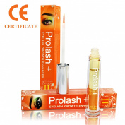 Prolash+ Eyelash Growth Enhancing Serum - Grow Thicker And Longer Eyelashes - Best Selling Eyelash And Eyebrow Serum In Uk And Europe - New Formula - Large 6.5Ml Bottle