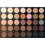 Morphe 35W - 35 colour Warm Palette