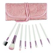 Tonsee 8pcs Makeup Tool Brushes Set Powder Foundation Eyeshadow Eyeliner Lip Cosmetic