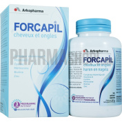 Arkopharma For Hair And Nail 180 Capules