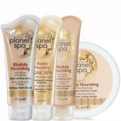 Avon Planet Spa Blissfully Nourishing Pack - 4 items