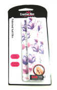 Creative Max Finest 4 Premium Flower Patterned Nail Files