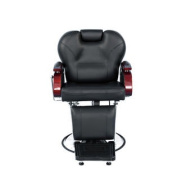 All Purpose Hydraulic Recline Barber Chair Salon Beauty Spa Shampoo 8705 black