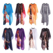 Pro Salon Barbers Hairdressing Hair Cutting Gown Cape Aprons